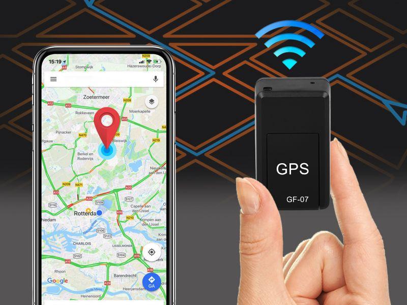 автомобильный локатор GPS