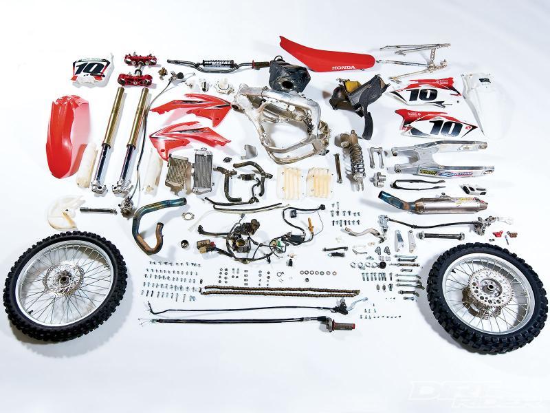 детали мотоцикла